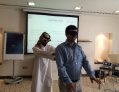 Abu Dhabi Farmers Service Centre - Leading through Coaching - 16DEC14 - Abu Dhabi